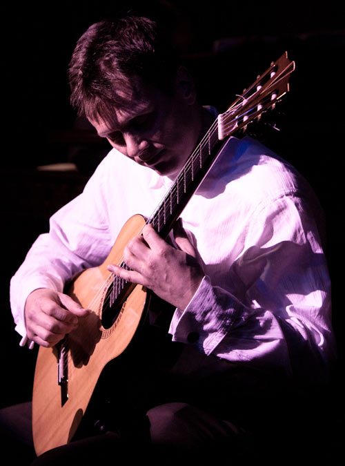 5. Robert Bekkers, classical guitarist
